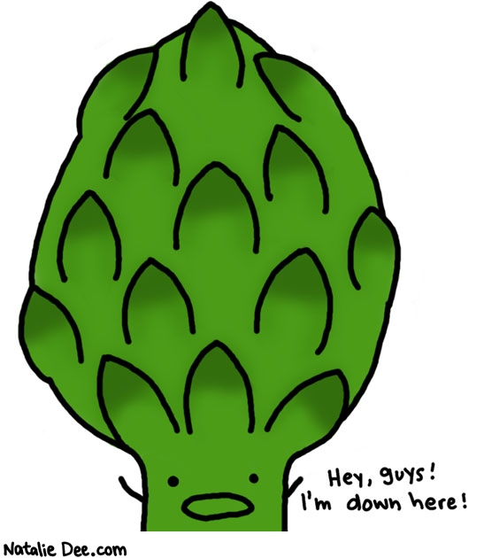 little-artichoke-dude